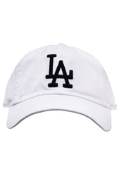 Los Angeles Dodgers Ballpark Hat in Snow