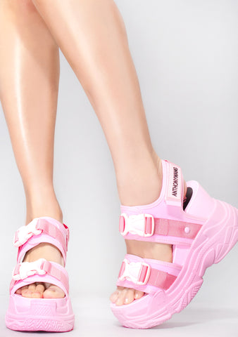 Kandy Sweet Platform Sandals