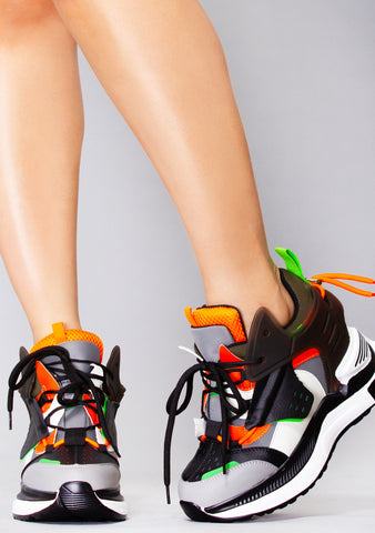 Off Limits Platform Sneakers