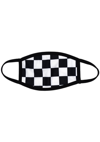 Classic Checkered Dust Mask