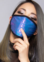 Forbidden Grape Dust Mask