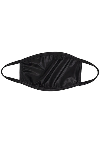 Black Latex Dust Mask -Limited Edition