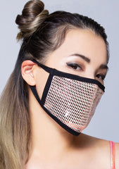 Palm Springs Disco Dust Mask