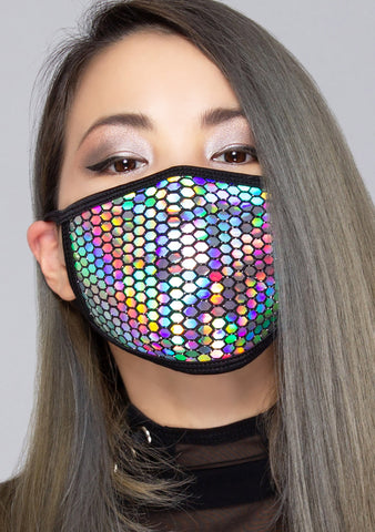 Technicolor 2.0 Black Dust Mask