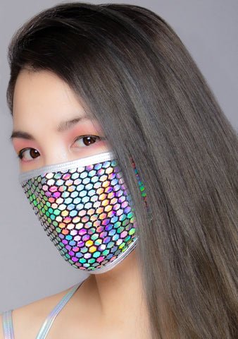 Technicolor Dust Mask