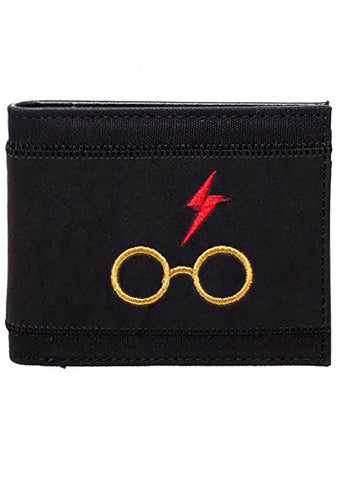 X Harry Potter Glasses Bi-Fold Wallet
