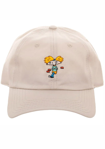 X Nickelodeon Hey Arnold Dad Hat