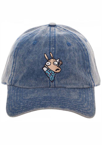 X Nickelodeon Rocko Denim Dad Hat