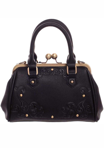 X Westworld Mariposa Saloon Satchel Bag