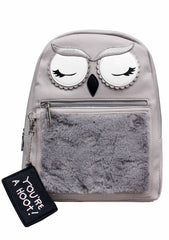You're a Hoot Kitsch Owl Backpack