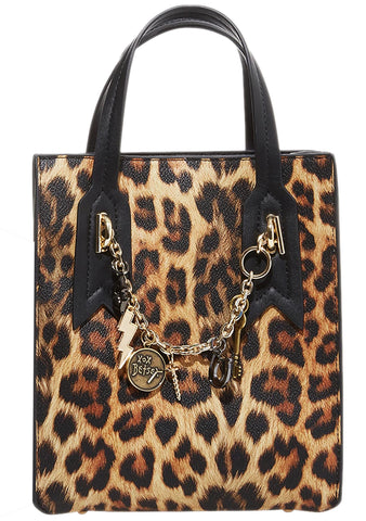 Animal Instinct Small Shopper Tote Bag