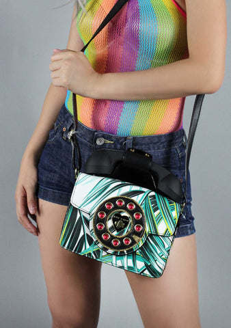 Betsey's Mini Phone Crossbody Bag