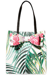 Bowriffic Tote Bag in Palm