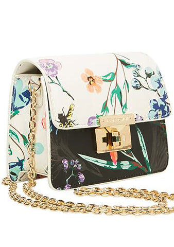 Every Betsey Girls Mini Crossbody Bag in Floral