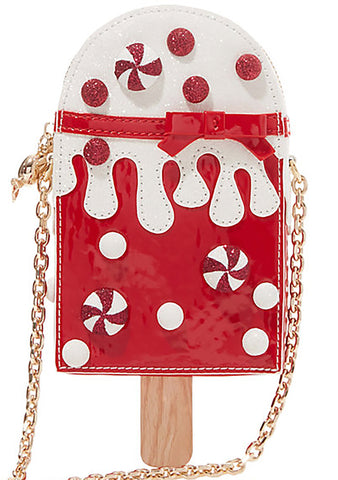 Kitsch Peppermint Pop Crossbody Bag
