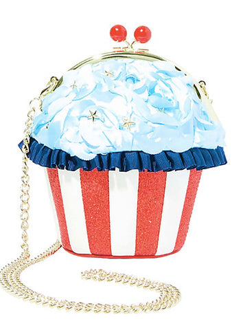 Kitsch Summer Treats Snowcone Crossbody Bag