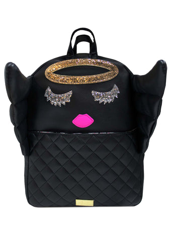 LBAngel Kitsch Backpack in Black
