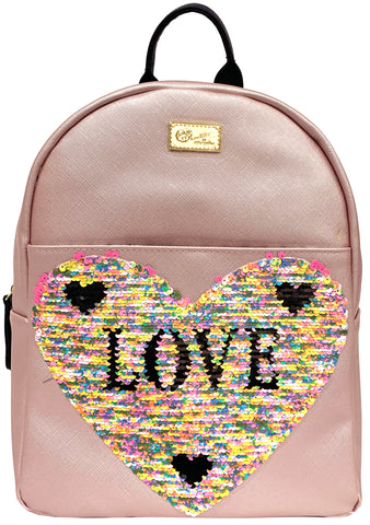 Betsey Johnson LBDEBBIE Love at First Sight Backpack