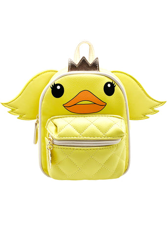 Betsey Johnson LBDucky Princess Ducky Mini Backpack