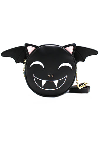 Betsey Johnson LBVampz Crossbody Bag