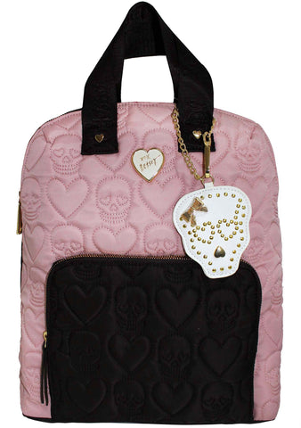 Lovestruck Quilted Backpack