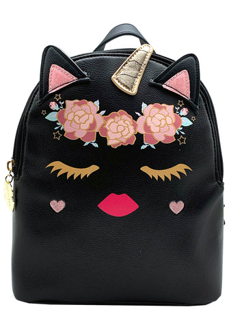 Mystic Caticorn Mini Backpack