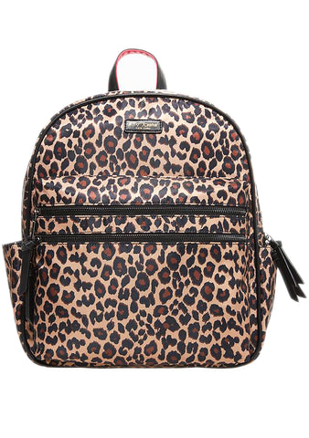 Gone Wild Backpack in Leopard