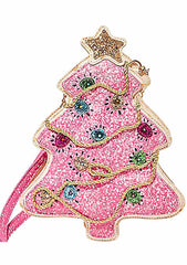 Betsey Johnson Kitsch One Smart Cookie Crossbody Bag