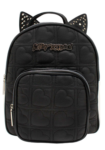 Pretty Kitty Kitsch Mini Backpack