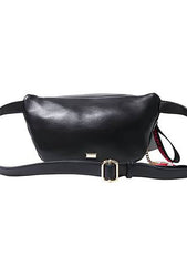 Betsey Johnson Put it on Blast Waist/Sling Pack in Black