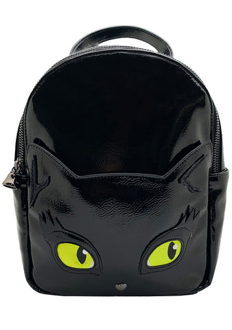 Resting Kitsch Face Mini Backpack
