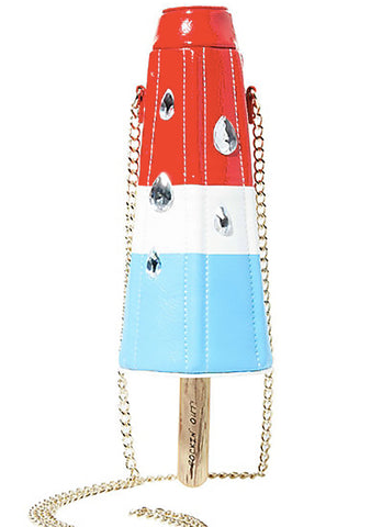 Kitsch Rocket Popsicle Crossbody Bag