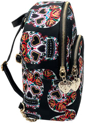 Head Case Nylon Mini Backpack