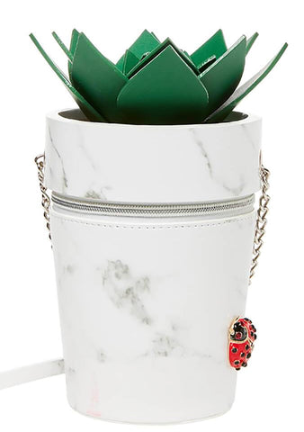 Betsey Johnson Kitsch So Succulent Crossbody Bag