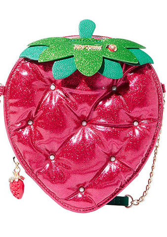 Strawberry Feels Crossbody