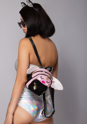 Unicorn Fairy Mini Backpack