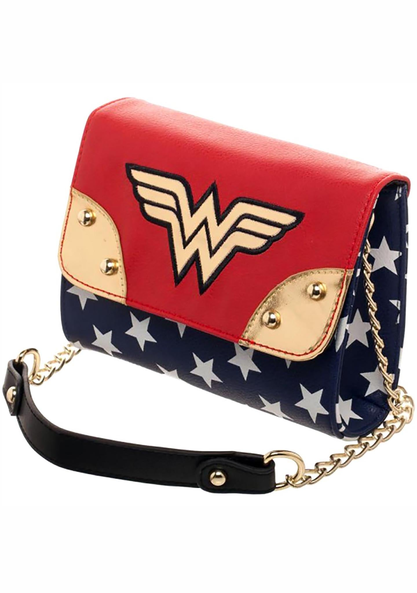X DC Comic Wonder Woman Crossbody Bag