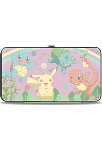 Buckle Down X Pikachu Kanto Hinged Wallet