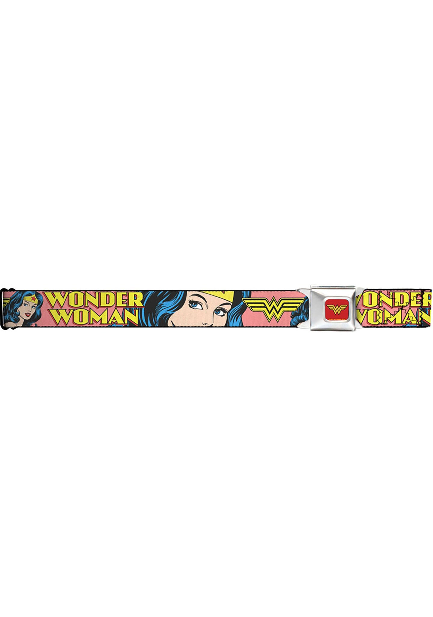 Buckle Down X DC Originals Wonder Woman Seatbelt Belt