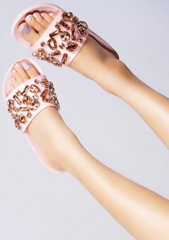 High Society Bling Sandal