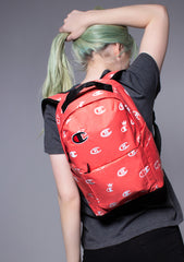 Champion Advocate Mini Backpack in Coral