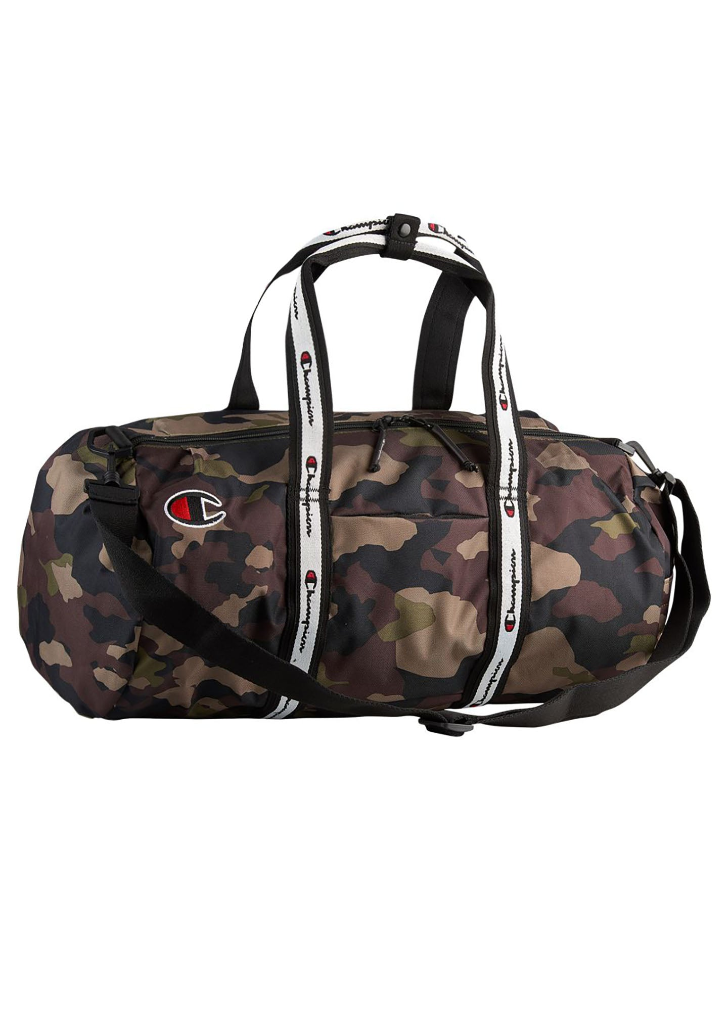 CHAMPION   Shop Champion Elect 600 Duffle Bag in Camo at LAStyleRush ... 06fc109860