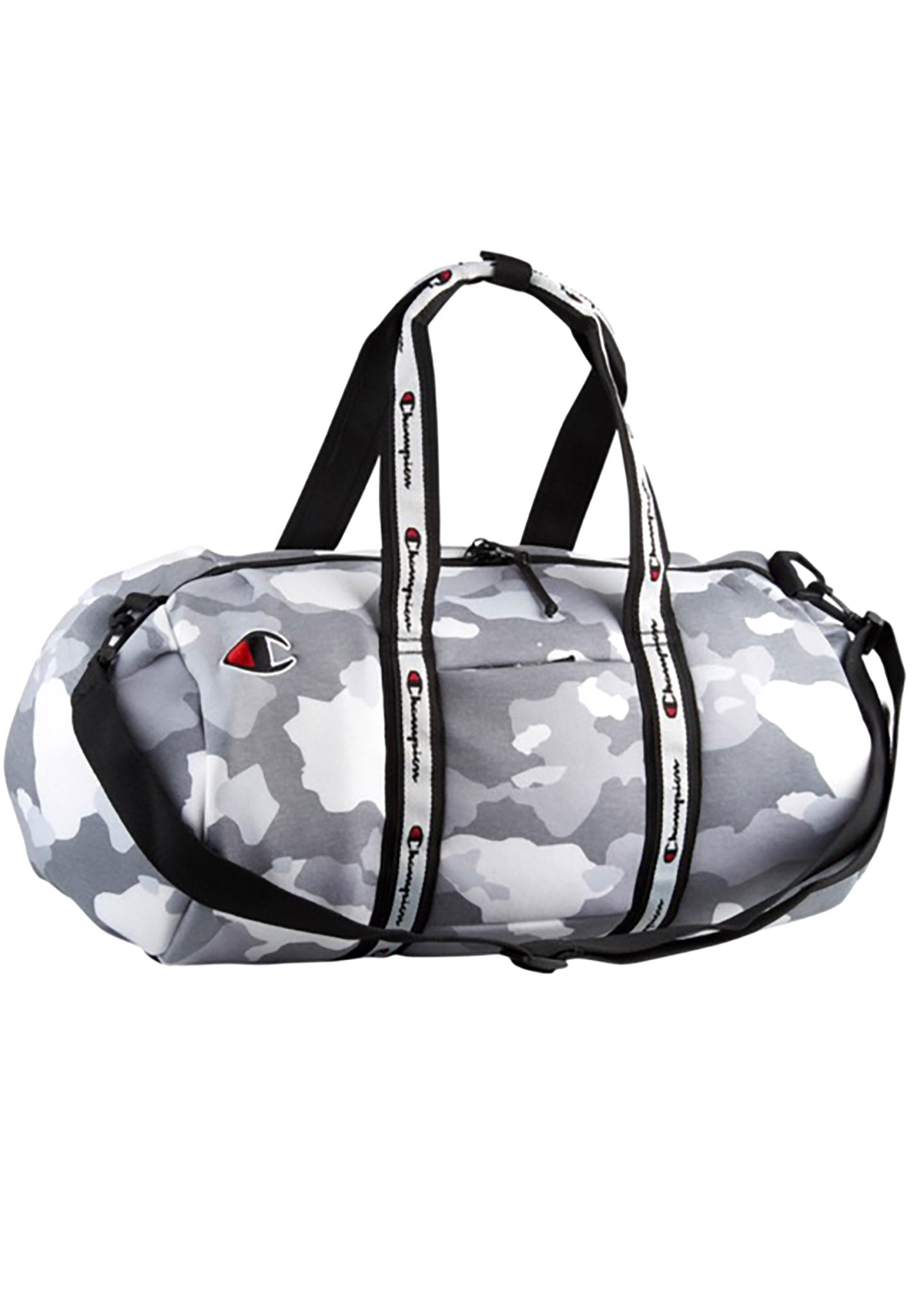 CHAMPION   Shop Champion Elect Duffle Bag in Grey Camo at ... 9fe5bf924a
