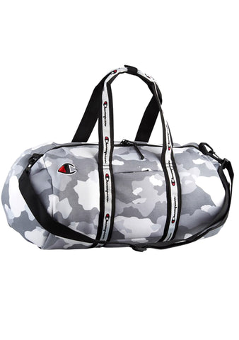 Elect Duffle Bag in Grey Camo