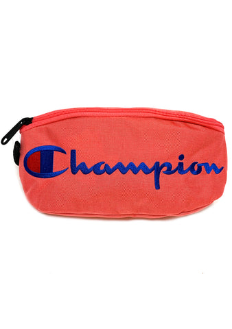 Champion Prime Sling Waist Pack in Coral