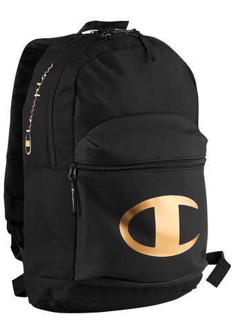 Specialcize Backpack in Black/Gold