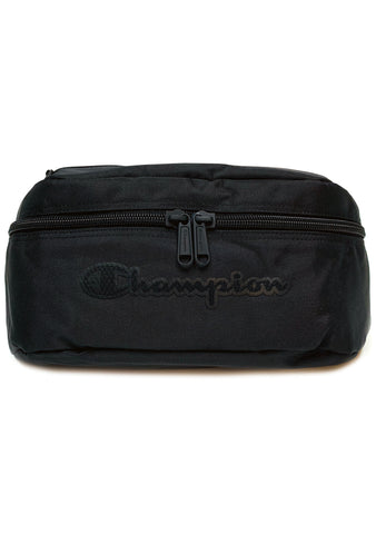 Champion Stealth Crossbody Pack in Black