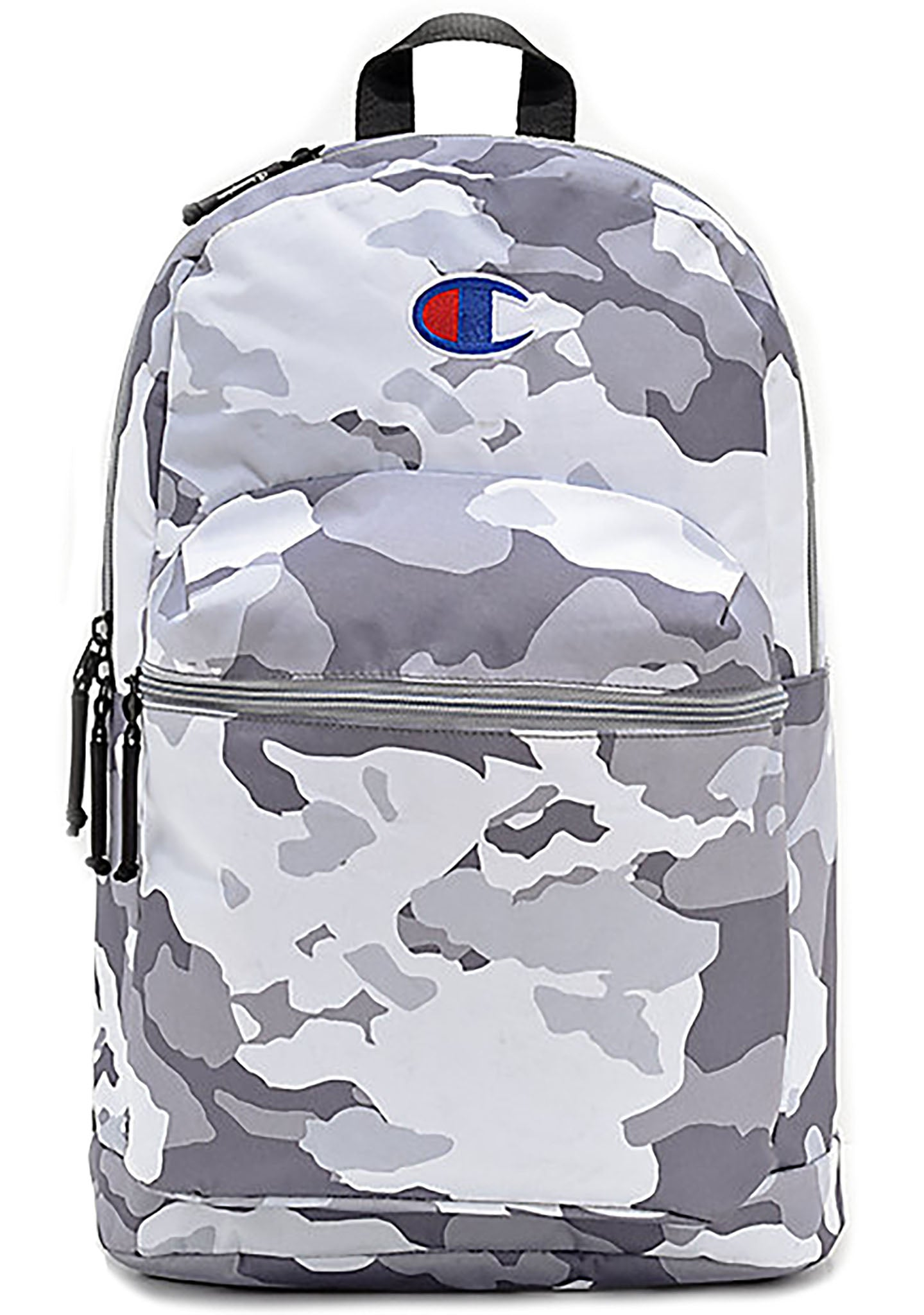 Supercize Backpack in Grey Camo