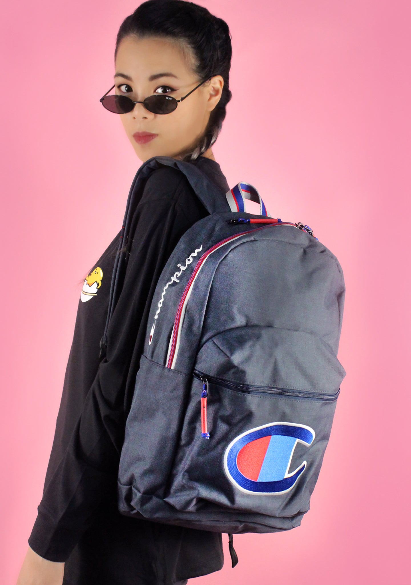 Supercize Backpack in Navy
