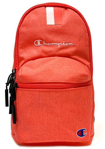 Champion YC Single Strap Pack in Coral